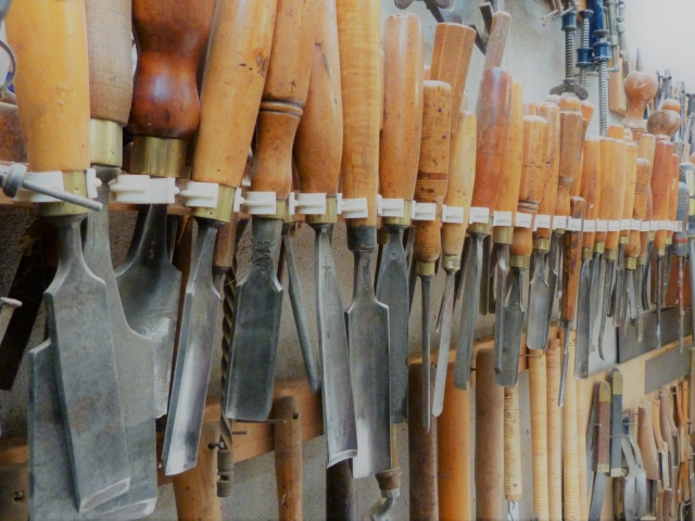 Furniture Restoration Tools