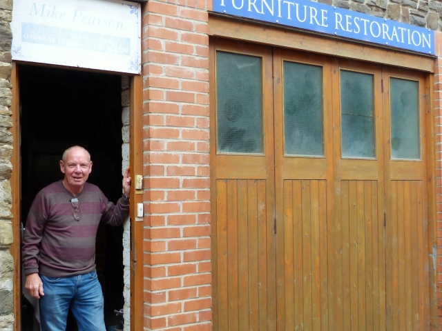 Mike Pearson Antique Restorer Bideford Devon